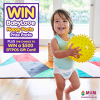 Win a BabyLove Nappy Pants Prize Pack Including a $500 EFTPOS Gift Card