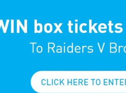 Win 2 Box Tickets to Raiders Vs Broncos + Tour for 6 of Raiders New Headquarters