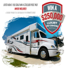 Win a $250,000 Luxury Motorhome prize pack