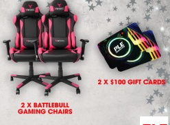 Win a Share of $5,000 Worth of Gaming Prizes