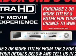 Win a Xbox One S console