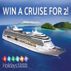 Win an 8 night cruise for 2