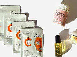 Win the ultimate isolation beauty self-care kit from Skin Physics