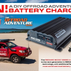 Win a in 25amp REDARC BCDC1225D in-vehicle battery charger and 40amp fuse kit FK40!