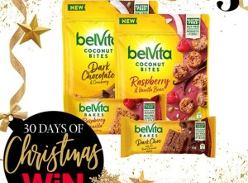 Win 1 of 5 belVita prize packs