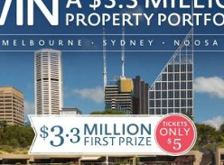 Win $9.5M worth of prizes