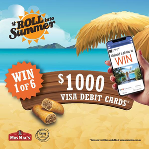 Win $1000 Visa Debit Card