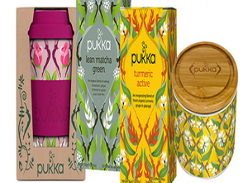 Win a Pukka prize pack