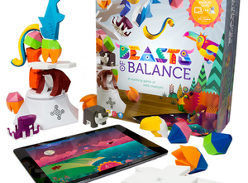 Win a Beasts of Balance game