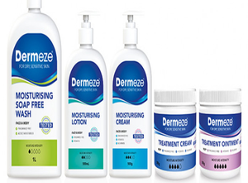 Win 1 of 3 Dermeze MoistureMatch prize packs
