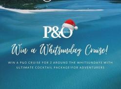 Win a Whitsunday Cruise