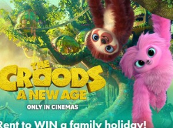 Win the ultimate family adventure on the Gold Coast!