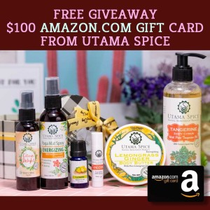 Win a $100 Gift Card for Amazon