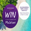 Win a Luxury Escape to the Maldives