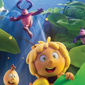 Win a Double in Season Movie Pass to Maya The Bee 3: The Golden Orb