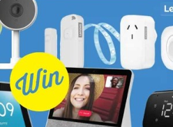 Win 1 of 2 Lenovo Smart Home Kits