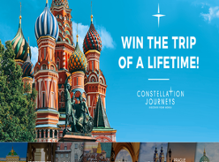 Win a trip to Eastern Europe with Constellation Journeys
