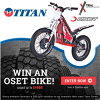 Win an OSET Child's Bike