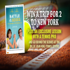 Win a Trip to New York for 2 plus a lesson with a tennis pro