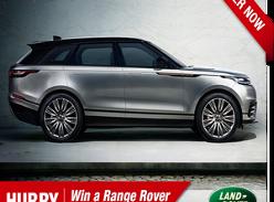 Win a Range Rover Velar R-Dynamic S