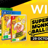 Win 1 of 6 XB1/PS4/Switch Copies of Super Monkey Ball Banana Blitz HD