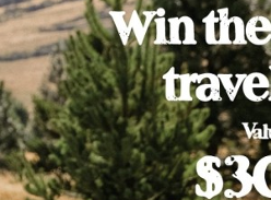 Win a Travel Voucher/Nixon/Wrangler Prize Pack