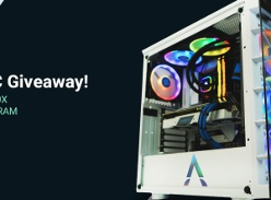 Win an RTX 3070 Gaming PC