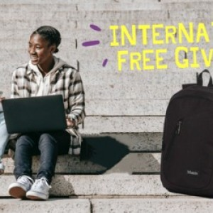 Win a Slim Backpack