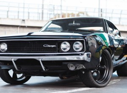 Win a 1968 Dodge Charger valued at $269,000