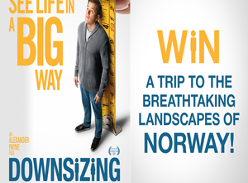 Win a trip to Norway!