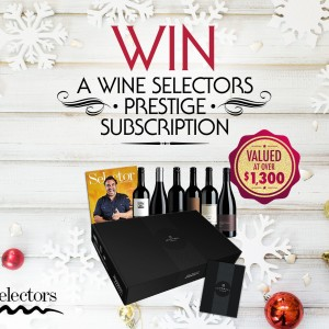 Win 1 of 4 Wine Selectors Annual Subscriptions