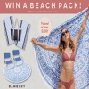 Win a Beach Pack