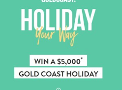 Win a Gold Coast Holiday for 4