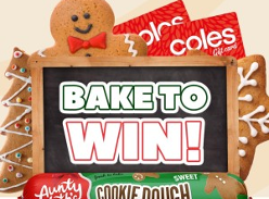 Win 1 of 5 Coles Gift Cards