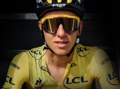 Win 1 of 50 Limited Edition SCICON Tour De France Aeroshade Performance Eyewear Signed by Tour De France Winner, Tadej Pogacar