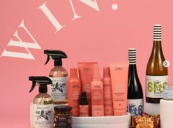 Win 1 of 5 Vegan Skincare/Chocolate/Wine/Coffee Prize Packs