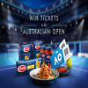 Win a double pass to this year's Australian Open