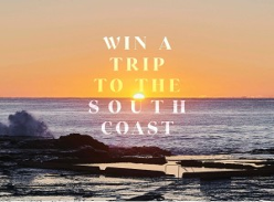Win a trip to the South Coast of NSW!