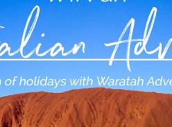Win an Australian Adventure for 2