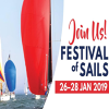 Win 1 of 5 'All Weekend – All Access' double passes to Festival of Sails