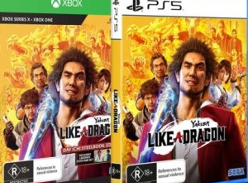 Win Yakuza: Like a Dragon on PS5 and Xbox Series X/S