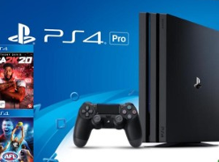 Win a PS4 Bundle or Other Prizes