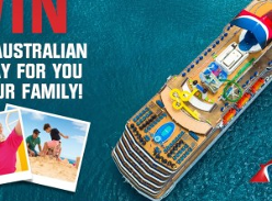 Win 1 of 2 Carnival Cruises for 4