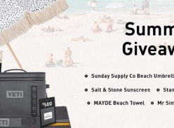Win a Summer Beach Pack