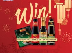 Win a $50 Coles Gift Card