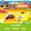 Win a Jeep Wrangler vehicle, a Trip to Fiji plus more