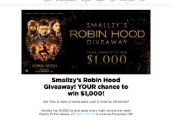 Win $1,000