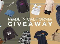 Win $1,200+ in Gift Cards, Apparel, AirPods and More