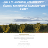 Win 1 of 10 Beautiful Cobram Estate Gourmet Kitchen Prize Packs