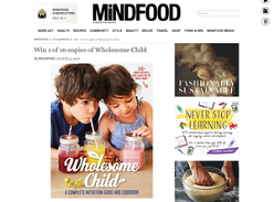 Win 1 of 10 copies of Wholesome Child